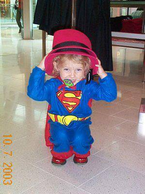 Aoife superman